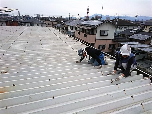 折板屋根ケレン3 20170314_R