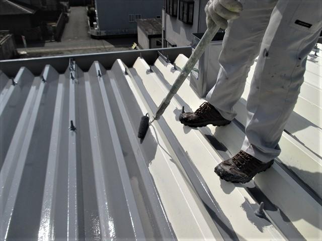 折板屋根上塗り2 20170316_R