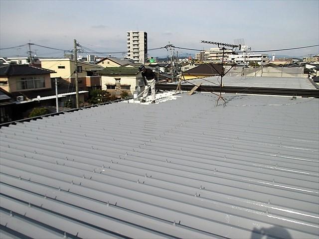 折板屋根上塗り5 20170316_R