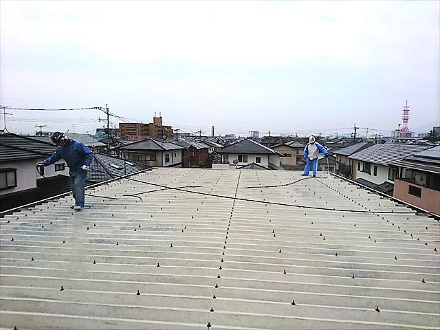 折板屋根高水圧洗浄1 20170313_R